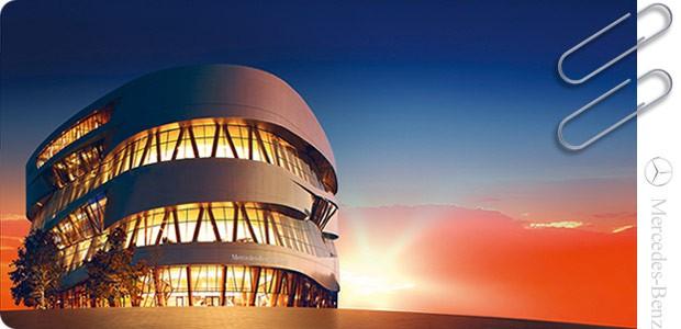Predstavljamo - Muzej Mercedes-Benza u Stuttgartu