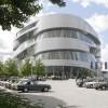 Za zgradu muzeja napravljeno je 1.800 stakala od kojih svako ima samo svoj oblik!