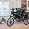 Carl Benz je svojim Patent-Motorwagenom 1886. napisao novu stranicu u priči o ljudskoj mobilnosti