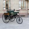 Originalni Patent-Motorwagen u vlasništvu je stuttgartskog muzeja