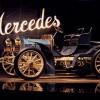 Najstariji postojeći Mercedes: 40 PS Simplex iz 1902. nalazi se na počasnom mjestu u muzeju
