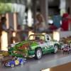 Na oko 100 stolova, u studenom 2009. postavljena je prva izložba modela, brošura, literature, znački...