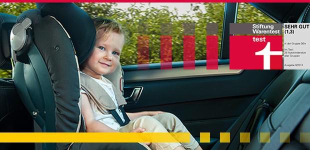 Predstavljamo - HAK - rezultati testa dječjih auto sjedalica (06/2015)