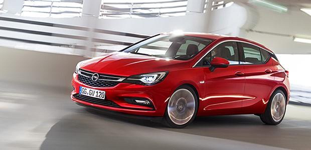 Premijere - Opel Astra K