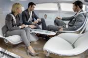 Mercedes-Benz F 015 Luxury in Motion (Daimler AG)
