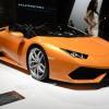 Lamborghini Huracán LP 610-4 Spyder (svjetska premijera)