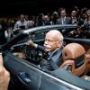 Dieter Zetsche, Predsjednik upravnog odbora tvrtke Daimler AG na premijeri Mercedes-Benz S klase Cabriolet