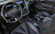Veliki zasloni infotainment sustava postaju uobičajeni: Brabus Tesla Model S
