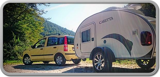 Predstavljamo - Kamp prikolice Caretta