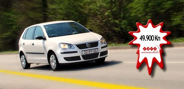 Rabljeni - Volkswagen Polo 1.9 SDI Trendline