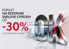Citroënova akcija za vozila starija od 3 godine