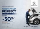 Peugeotova akcija za vozila starija od 3 godine