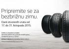 Besplatni pregled vozila Renault i Dacia uz jedinstvenu cijenu zimskih guma