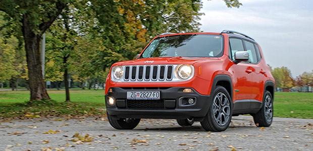Test - Jeep Renegade 2.0 MultiJet 4WD Limited