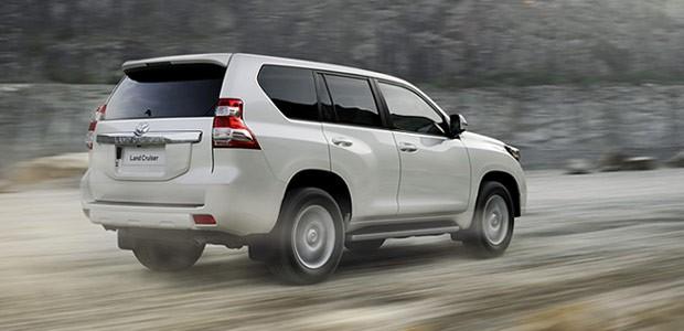 Premijere - Toyota Land Cruiser
