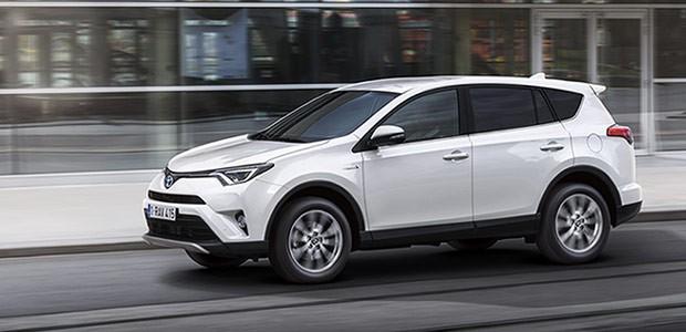 Premijere - Toyota RAV4 Hybrid