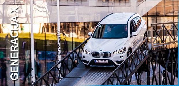 Vozili smo - BMW X1