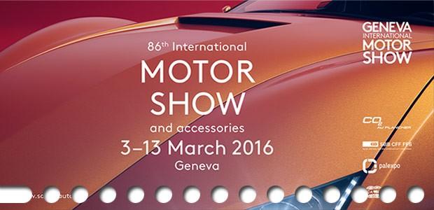 Saloni - 86. međunarodni salon automobila u Ženevi, 2016.