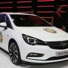 Opel Astra (Europski automobil godine)