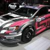 Subaru WRX STi Global Rallycross