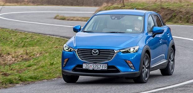 Autonet Hrvatski Automobilski Internet Magazin Test Mazda Cx 3