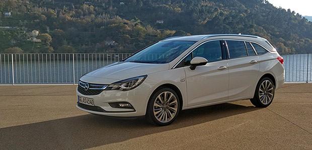 Vozili smo - Opel Astra Sports Tourer