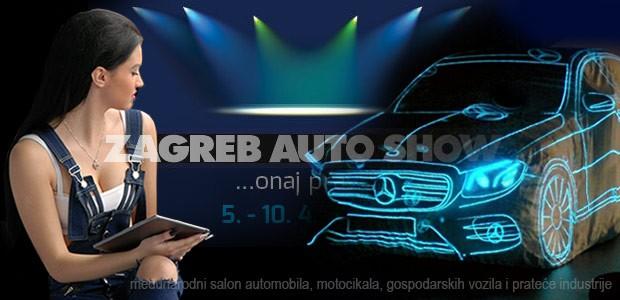 Saloni - 14. Zagreb auto show 2016.