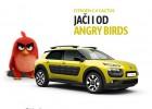 Angry Birds i Citroën u akciji!