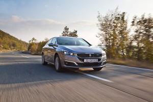 Akcije! -  Vozite odmah novi Peugeot 508 za povoljnih 7.915 Eura