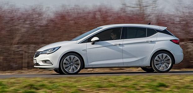 Test - Opel Astra 1.4 Turbo Dynamic