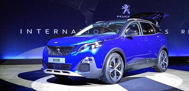 Predstavljamo - Peugeot 3008