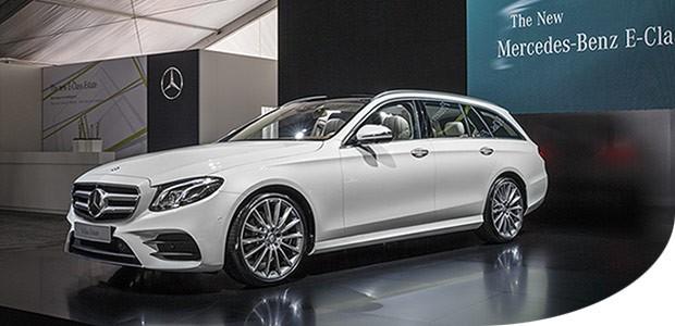 Predstavljamo - Mercedes-Benz E klasa T model
