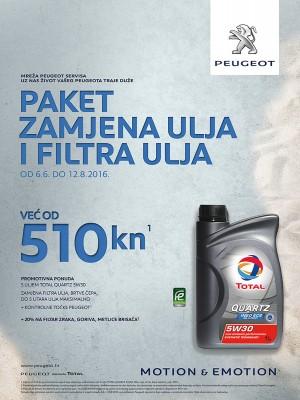 Akcije! - Pripremite svoj Peugeot za ljeto