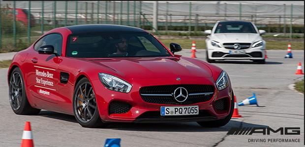Vozili smo - Mercedes-Benz Star Experience 2016.