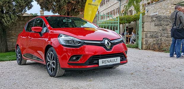 Vozili smo - Renault Clio Facelift