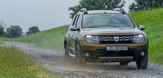 Test - Dacia Duster 1.5 dCi 4x4 Urban Explorer