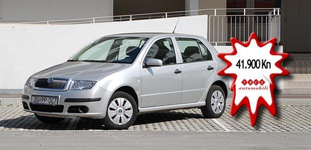 Rabljeni - Škoda Fabia 1.2 Ambiente