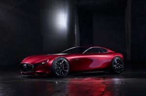 Vijesti - Sljedeća Mazda RX samo sa rotacijskim motorom