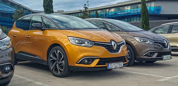 Vozili smo - Renault Scénic