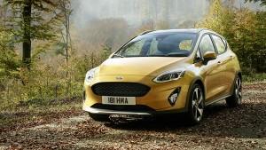 Vijesti - Ford - fiestinu izvedbu Active bi mogli dobiti i drugi modeli