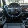 Interijer je uređen prema najnovijim obiteljskim smjernicama marke Citroën, sve je vrlo pregledno uređeno, lako dostupno, ergonomski i intuitivno raspoređeno