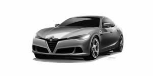 Vijesti - Hoće li ovako izgledati Alfa Romeo Alfetta?