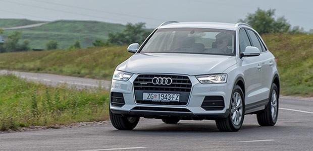 Test - Audi Q3 2.0 TDI quattro Design
