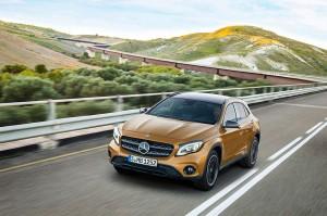 Vijesti - Mercedes-Benz predstavio osvježeni GLA, prodaja u Hrvatskoj od 9. siječnja