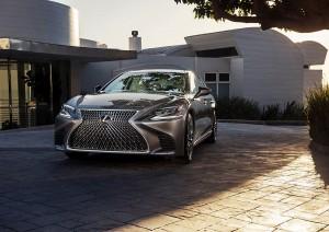 Vijesti - Lexus LS - peta generacija predvodnika ponude