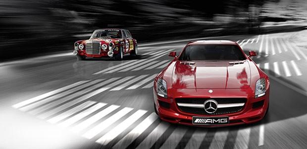 Predstavljamo - Mercedes-AMG: 50 godina