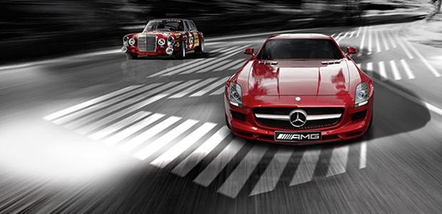 Mercedes-AMG: 50 godina