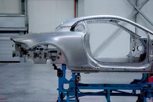 Vijesti - Alpine predstavio aluminijsku šasiju i karoseriju modela A120