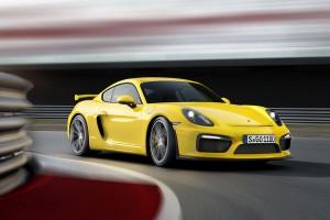 Vijesti - Porsche planira RS verziju 718 Caymana GT4