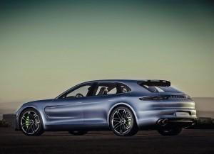 Vijesti - Porsche Panamera shooting brake stiže u Ženevu?